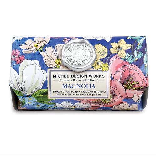 MAGNOLIA | BAR SOAP  | MICHEL DESIGN WORKS