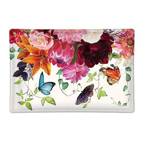FLORAL MELODY | SOAP DISH | MICHEL DESIGN WORKS
