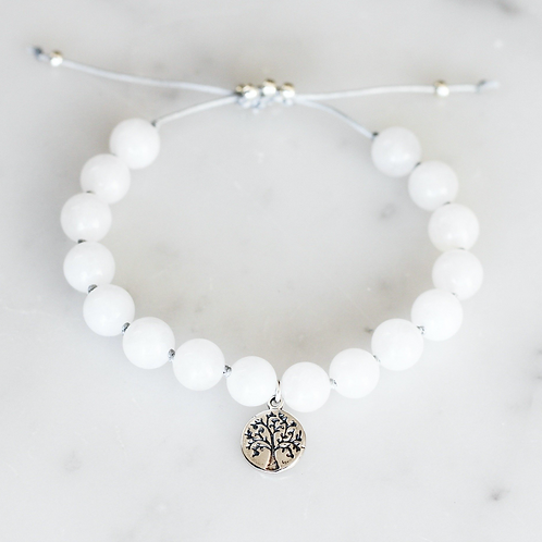 HEAL | MALA BRACELET | THE BEAUTIFUL NOMAD