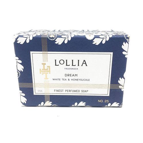 DREAM BOXED BAR SOAP - LOLLIA