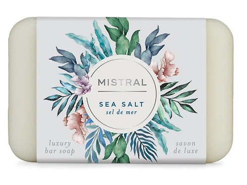 SEA SALT | BAR SOAP CLASSIC COLLECTION | MISTRAL