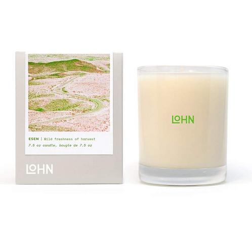 ESEN - BASIL + MINT | CANDLE | LOHN