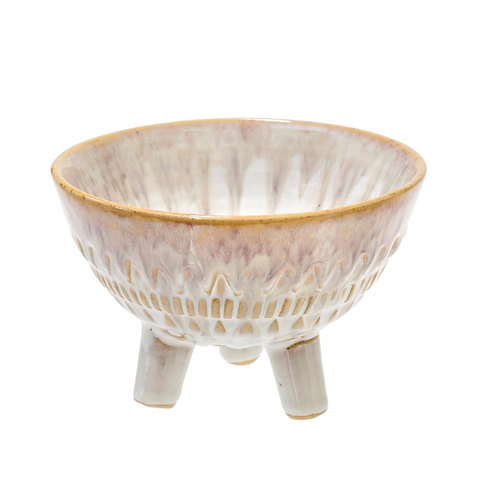 MARIEL FOOTED BOWL - SMALL