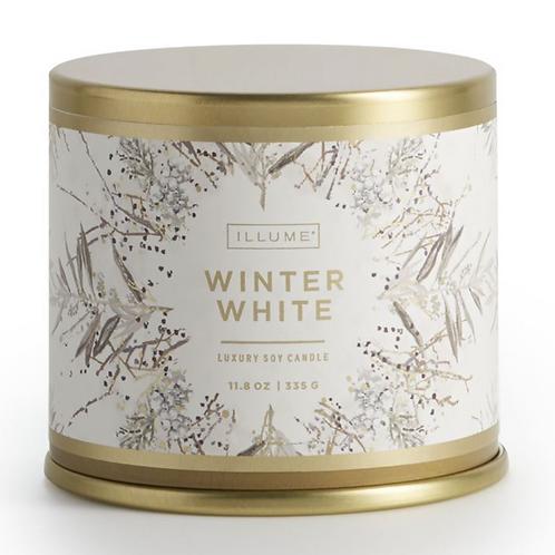 LARGE TIN | WINTER WHITE | ILLUME