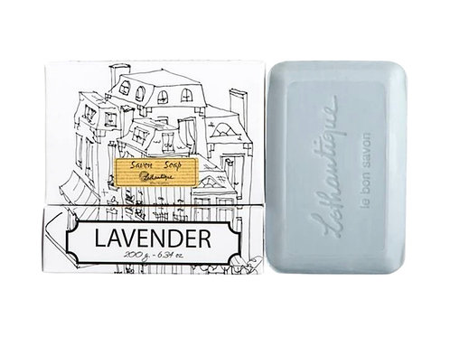 LAVENDER | BAR SOAP | - LOTHANTIQUE