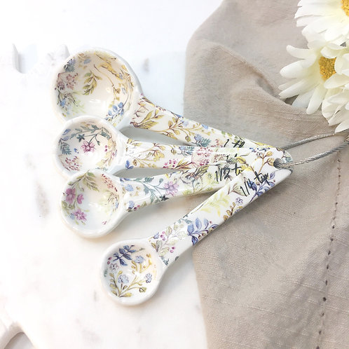 SPRING MEADOW | MEASURING SPOON SET