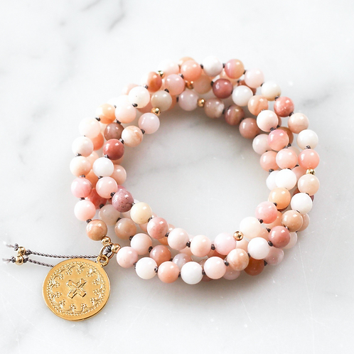 RESTORE | PENDANT MALA NECKLACE  | THE BEAUTIFUL NOMAD