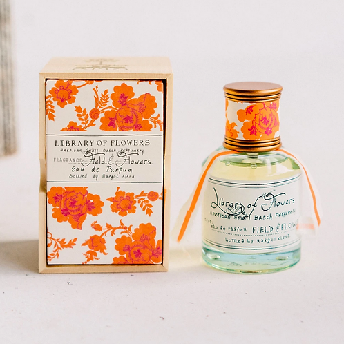 FIELD + FLOWERS | EAU DE PARFUM | LIBRARY OF FLOWERS