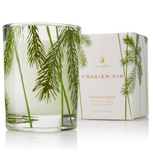 VOTIVE CANDLE | FRASIER FIR | THYMES