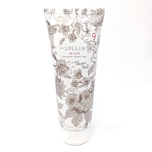 IN LOVE SHOWER GEL - LOLLIA