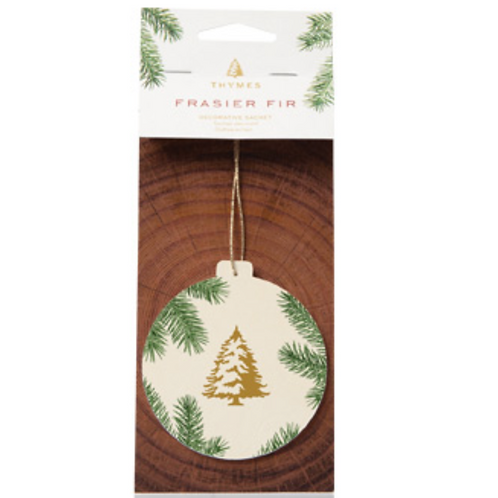 DECORATIVE SACHET  | FRASIER FIR | THYMES