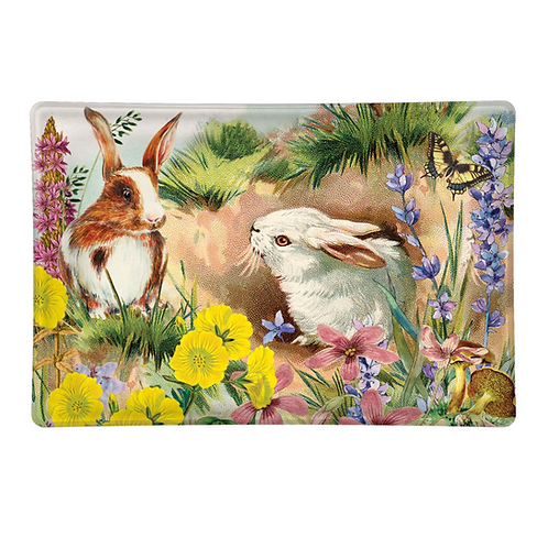 BUNNY HOLLOW | SOAP DISH | MICHEL DESIGN WORKS