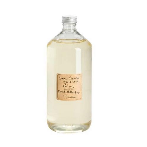GREEN TEA   LIQUID SOAP REFILL   - LOTHANTIQUE