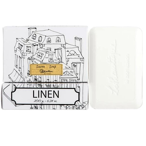 LINEN | BAR SOAP | - LOTHANTIQUE