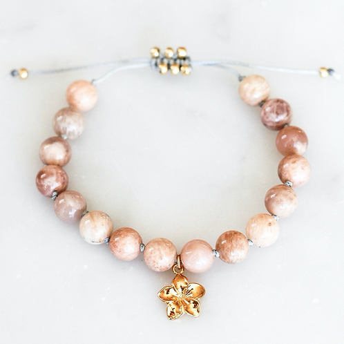 WARMTH | MALA BRACELET | THE BEAUTIFUL NOMAD