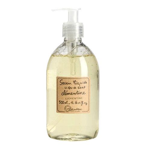CLEMENTINE | LIQUID SOAP | - LOTHANTIQUE