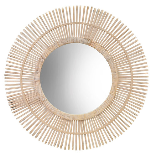 SEAFORD BAMBOO MIRROR | IN-STORE EXCLUSIVE