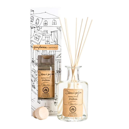 GRAPEFRUIT | REED DIFFUSER | - LOTHANTIQUE