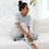 Thumbnail: POPPIE SLEEP SET | GRAY | PRIVILEGE CLOTHING