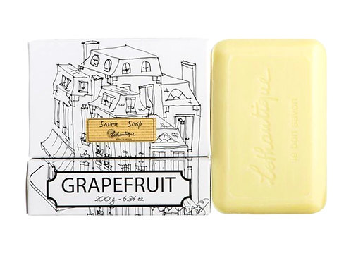GRAPEFRUIT | BAR SOAP | - LOTHANTIQUE