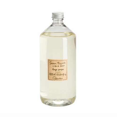 LINEN | LIQUID SOAP REFILL | - LOTHANTIQUE