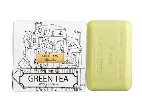 GREEN TEA | BAR SOAP | - LOTHANTIQUE