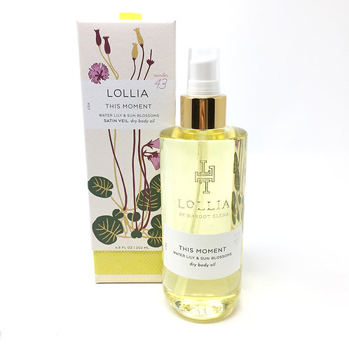 THIS MOMENT DRY BODY OIL - LOLLIA