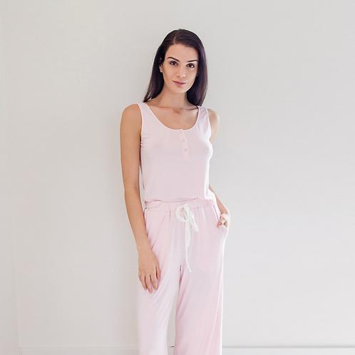 POLLY SLEEP SET | PINK | PRIVILEGE CLOTHING