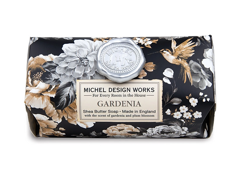 GARDENIA | BAR SOAP  | MICHEL DESIGN WORKS