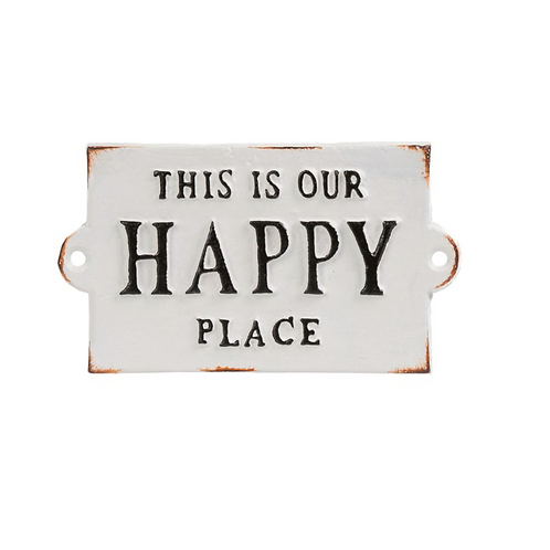 """THIS IS OUR HAPPY PLACE"" 
