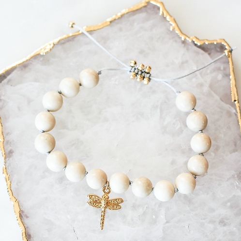 RESILIENCE | MALA BRACELET | THE BEAUTIFUL NOMAD