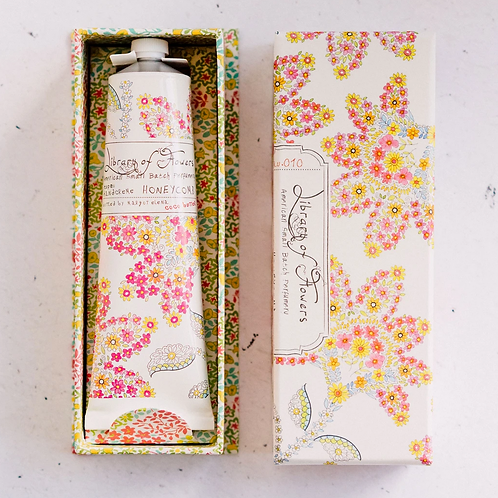 HONEYCOMB | HAND CREAM | LIBRARY OF FLOWERS