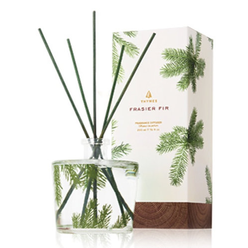 PINE NEEDLE REED DIFFUSER  | FRASIER FIR | THYMES