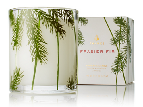 PINE NEEDLE CANDLE | FRASIER FIR | THYMES