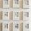 Thumbnail: GOLD MONOGRAM PIN | LARK AND IVES - Multiple Colours