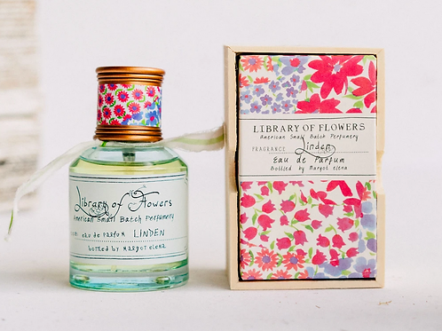 LINDEN | EAU DE PARFUM | LIBRARY OF FLOWERS