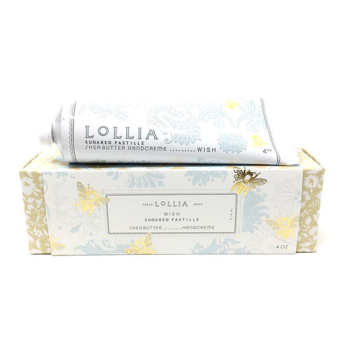 WISH HAND CREAM - LOLLIA