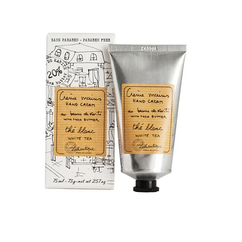 WHITE TEA | HAND CREAM | - LOTHANTIQUE