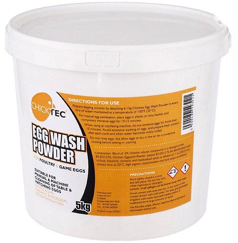 Chicktec Egg Wash Powder 5kg