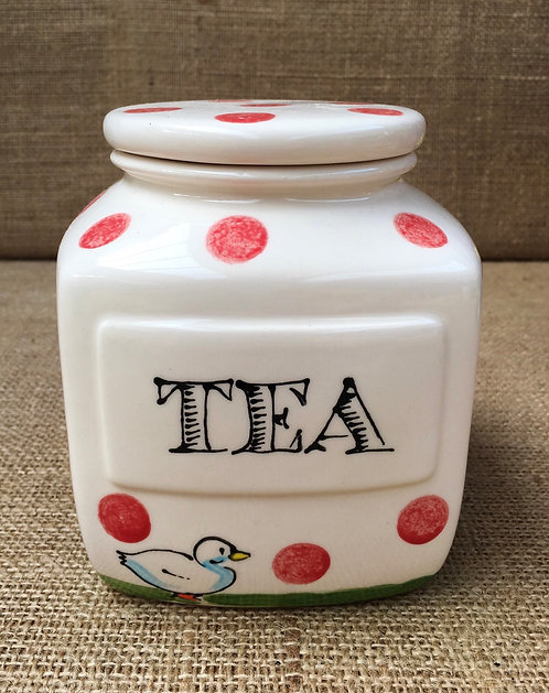 Tea Caddy