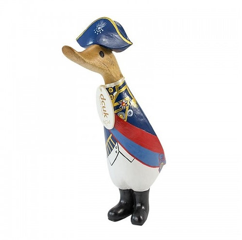 DCUK Seafaring Duckling Admiral Nelson