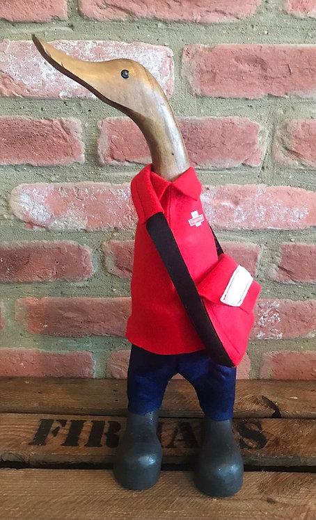 Postman / Postwoman duck