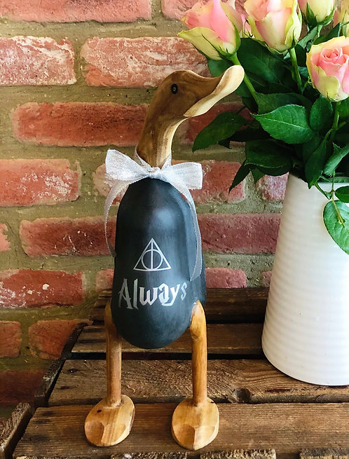 Harry Potter 'Always' duck 💕