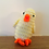 Thumbnail: Knitted duckling