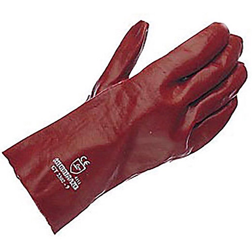 Gloves PVC Gauntlet