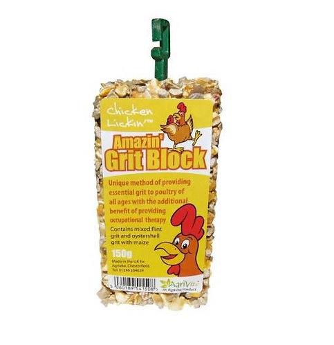 Chicken Lickin' Amazin' Grit Block