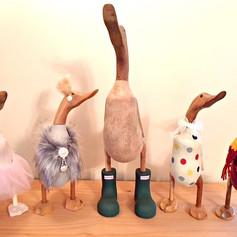 Shop Hillview Wooden Ducks