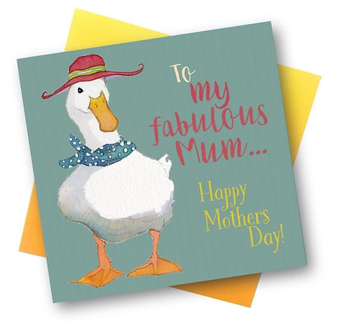 Happy Mother's Day Fabulous Mum