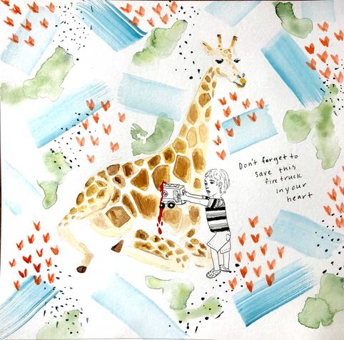 Illustration for Collaborative Book