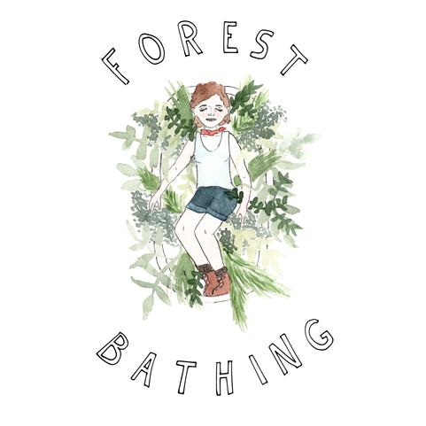 Forest Bathing Illustration